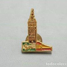 Pins de colección: PINS - GIRALDA DE SEVILLA. PINS-679. Lote 171667297