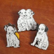 Pins de colección: 3 PIN 101 DALMATA. Lote 118597219