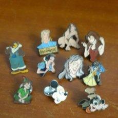 Pins de colección: 10 PIN DISNEY. Lote 118597267