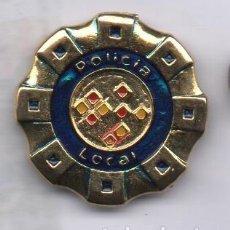 Pins de colección: PIN-POLICIA LOCAL. Lote 118672991
