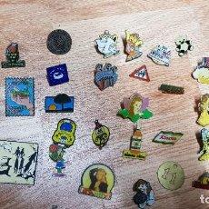Pins de colección: LOTE 29 PINS VARIADOS. Lote 119709827