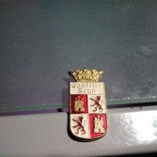 Pins de colección: PIN CASTILLA REINO? (NO ENTIENDO EL SIGNIFICADO DE LA INSCRIPCIÓN). Lote 120854351