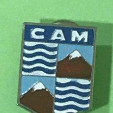 Pins de colección: CAM MONTAÑA - PIN PINS INSIGNIA INSIGNIAS OJAL SOLAPA. Lote 121072303