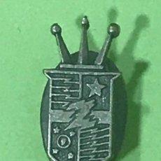 Pins de colección: RADIO RADIOS ZENITH - PIN PINS INSIGNIA INSIGNIAS OJAL SOLAPA. Lote 121073267