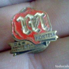 Collection pins - insignia MOTO MONTESA - 121148511