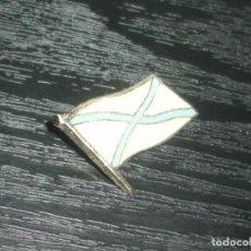 Pins de colección: -PIN INSIGNIA DE AGUJA BANDERA. Lote 121627451