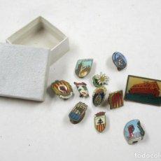 Pins de colección: LOTE DE PINES VARIADOS. Lote 122090611