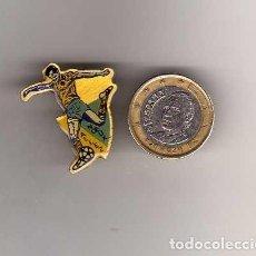Pins de colección: PIN DEPORTIVO ALLEZ NOUX. Lote 122188443