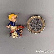 Pins de colección: PIN DEPORTIVO FEDERACION FRANCESA. Lote 122188479
