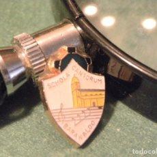 Pins de colección: PIN SCHOLA CANTORUM BARACALDO. Lote 122188915