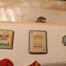 Pins de colección: PIN PARA COLECCIONISTA BARAJA DE CARTA NAIPE 8 ESPADAS. Lote 136649105