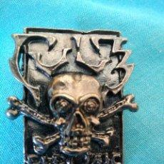 Pins de colección: PIN CALAVERA. Lote 126102607