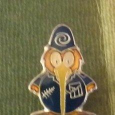 Pins de colección: RARO PIN, EXPO 92 SEVILLA, SECURITY NUEVA ZELANDA. Lote 126333403
