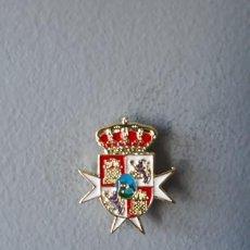 Pins de colección: PIN ESCUDO HERENCIA (CIUDAD REAL). Lote 126489899
