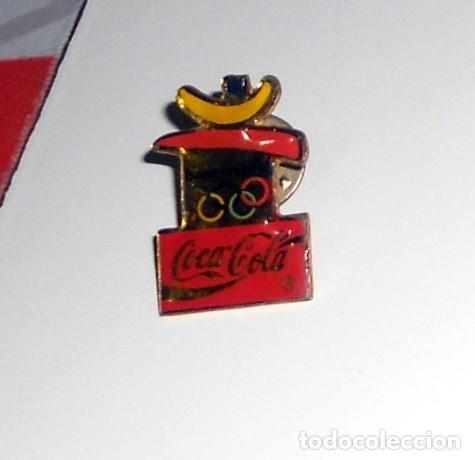 Pin Perno Badge Logo Juegos Olimpicos Barcelona Comprar Pins