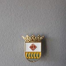Pins de colección: PIN ESCUDO ALAMILLO (CIUDAD REAL). Lote 126634131