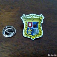 Pins de colección: PIN DE LA TUNA CAMONIANA. IN VINO VERITAS.. Lote 127596663