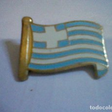 Pins de colección: PIN INSIGNIA BANDERA GRECIA. Lote 127800687