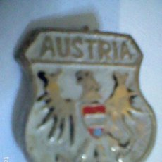 Pins de colección: PIN INSIGNIA AUSTRIA AGUILA . Lote 127800723