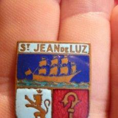 Pins de colección: PIN / PINS SAN JUAN DE LUZ (ST JEAN DE LUZ). Lote 133146909
