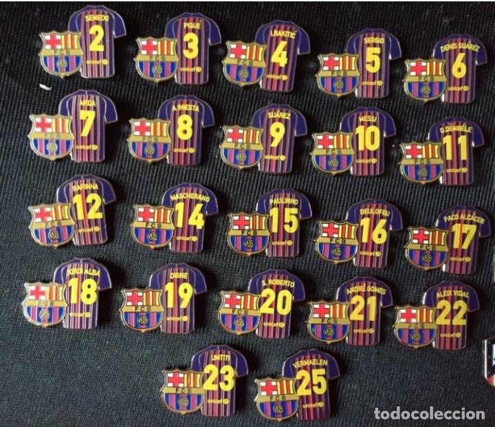 pins pin - 22 pins- camisetas de jugadores del - Comprar Pins ...