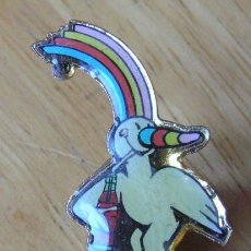 Pin's de collection: PIN COCA-COLA CURRO. Lote 130141491