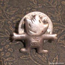 Pins de colección: PIN OFICIAL EN PLATA 925 DE COBY. 1988 ORIOL. Lote 130566024