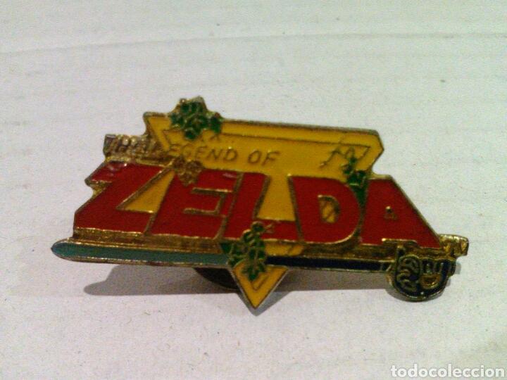 Pin the legend of Zelda años 90 nintendo segunda mano
