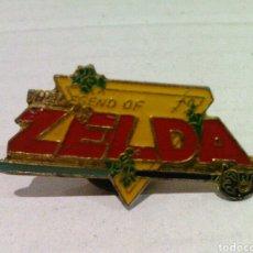 Pins de colección: PIN THE LEGEND OF ZELDA AÑOS 90 NINTENDO. Lote 130715120