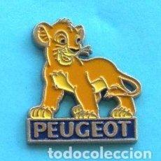 Pins de colección: PIN PEUGEOT. Lote 131076700