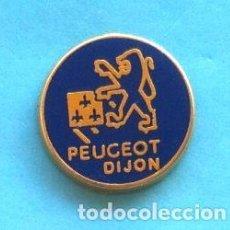 Pins de colección: PIN PEUGEOT DIJON. Lote 131076704