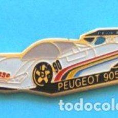Pins de colección: PIN PEUGEOT 905. Lote 131076732