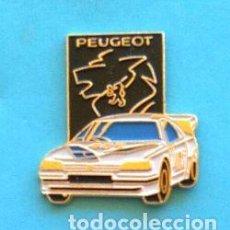 Pins de colección: PIN PEUGEOT 405. Lote 131076740