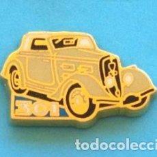 Pins de colección: PIN PEUGEOT 301. Lote 131076812