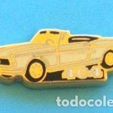Pins de colección: PIN PEUGEOT 404. Lote 131076820
