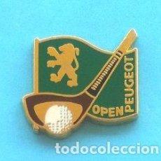 Pins de colección: PIN OPEN PEUGEOT. Lote 131076844