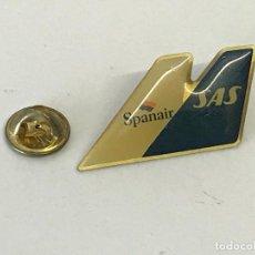 Pins de colección: PIN SPANAIR - SAS, PINS. Lote 131172140