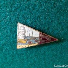 Pins de colección: ANTIGUA INSIGNIA PIN DE AGUJA O ALFILER ESMALTADO ARENYS DE MAR (BARCELONA). Lote 131428570