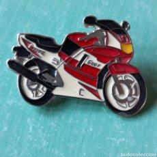 Pins de colección: ANTIGUO PIN MOTO CBR 600F. Lote 131711922