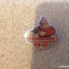 Pins de colección: PIN NINTENDO DONKEY KONG. Lote 131732665