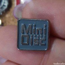 Spille di collezione: PIN MINI DISC. Lote 132477039