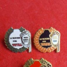 Pins de colección: PINS DAKAR. Lote 132559162