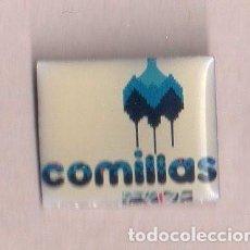 Pins de colección: BONITO PINS DE PUBLICIDAD DE COMILLAS VER FOTO ADICIONAL . Lote 133013826