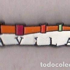 Pins de colección: BONITO PINS DE PUBLICIDAD DE AVILA VER FOTO ADICIONAL . Lote 133014282
