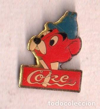 BONITO PINS DE PUBLICIDAD DE COKE VER FOTO ADICIONAL (Coleccionismo - Pins)