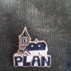 Pins de colección: ANTIGUO PIN DE PLAN. Lote 133645910
