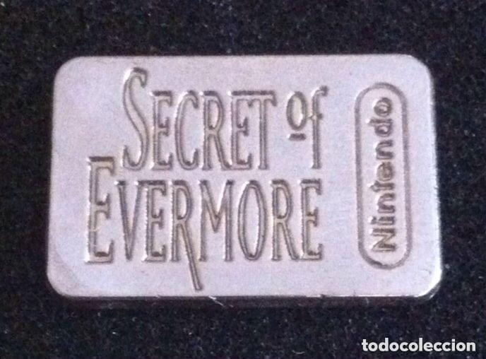 PIN SECRET OF EVERMORE (NINTENDO) (Coleccionismo - Pins)