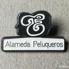 Pins de colección: PIN ALAMEDA PELUQUEROS.. Lote 133849882