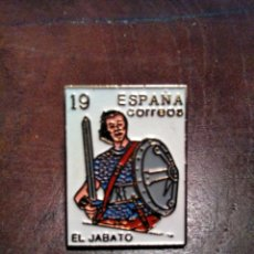 Pins de colección: PIN PERSONAJE COMIC DEL JABATO. Lote 135457510