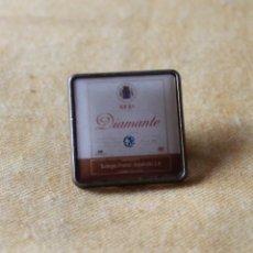 Pins de colección: PIN RIOJA DIAMANTE-BODEGAS FRANCO. Lote 135465042